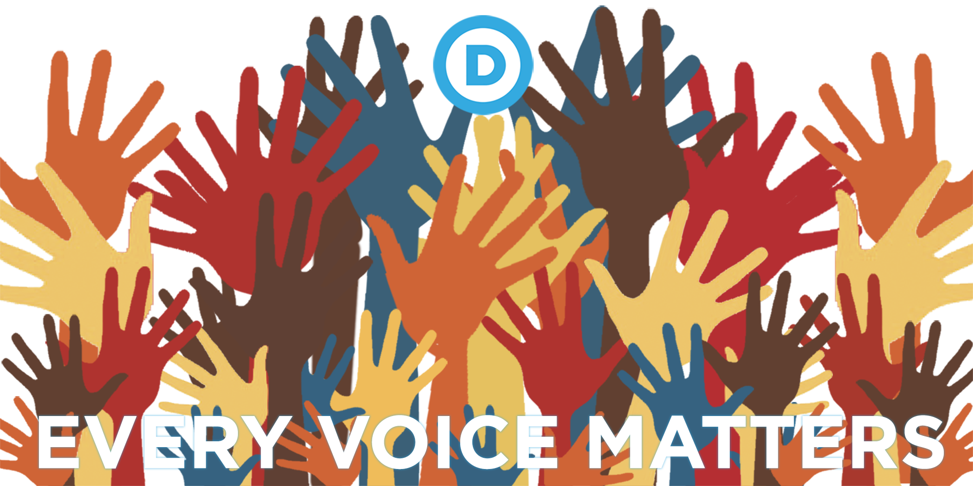 Every Voice Matters Glynn County Democrats