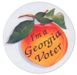 Im a Georgia Voter sticker