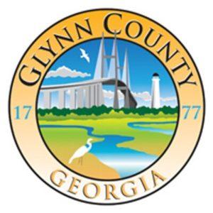 Official seal of Glynn County Georgia